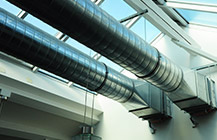 Duct and Ventilation Fabrication